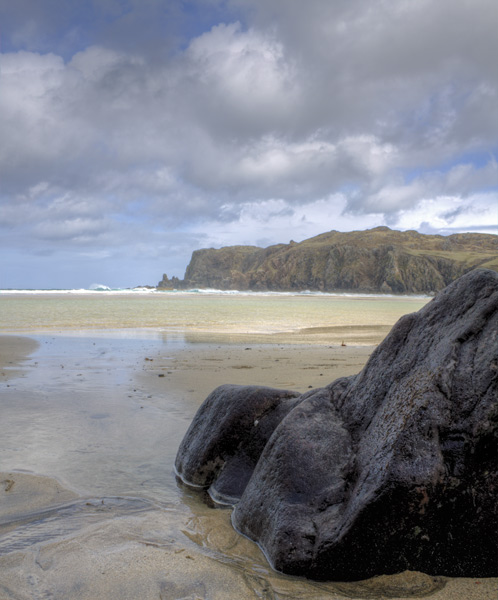Dail Mor Beach, Isle of Lewis, Hebrides, Scotland