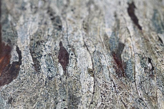 Wooden Railing Details - 1