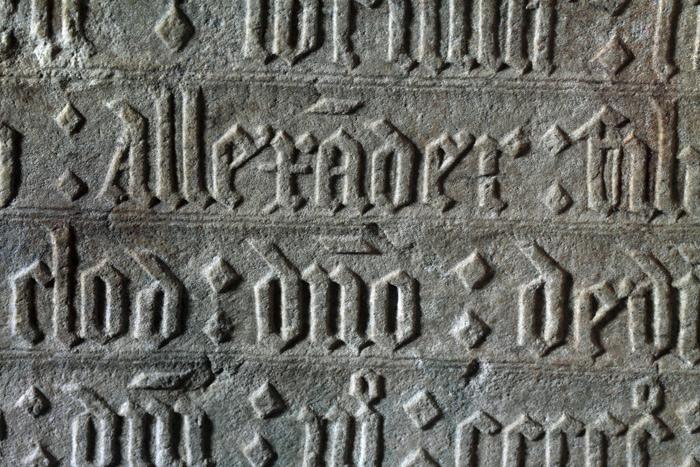Plaque to Alexander Maclean