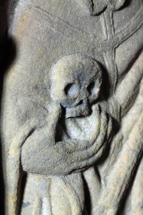 Bishop and Skull