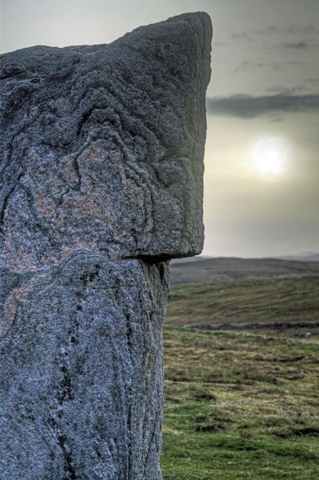Standing Stone at Callinish
