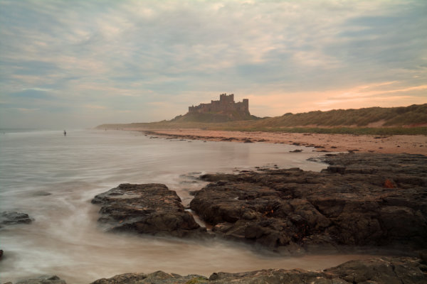 Bamburgh Castle, Northumberland, 2016