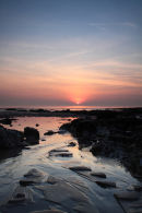 Birling Gap Sunset I