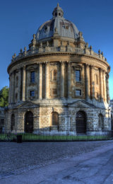 Radcliffe Camera,Oxford
