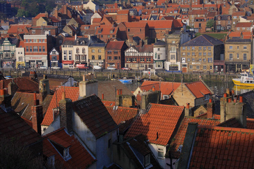 Whitby May Morning