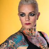 Fiona, inked