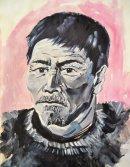 Greenlandic semi nomad