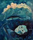 Sedna-Mother of the Sea-medium oils