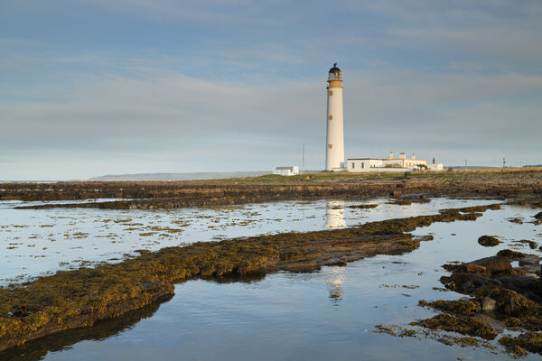 June 2019 - Barns Ness lighthouse, Dunbar