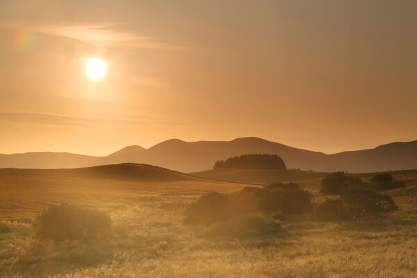 September 2019 - Pentland Hills, Midlothian