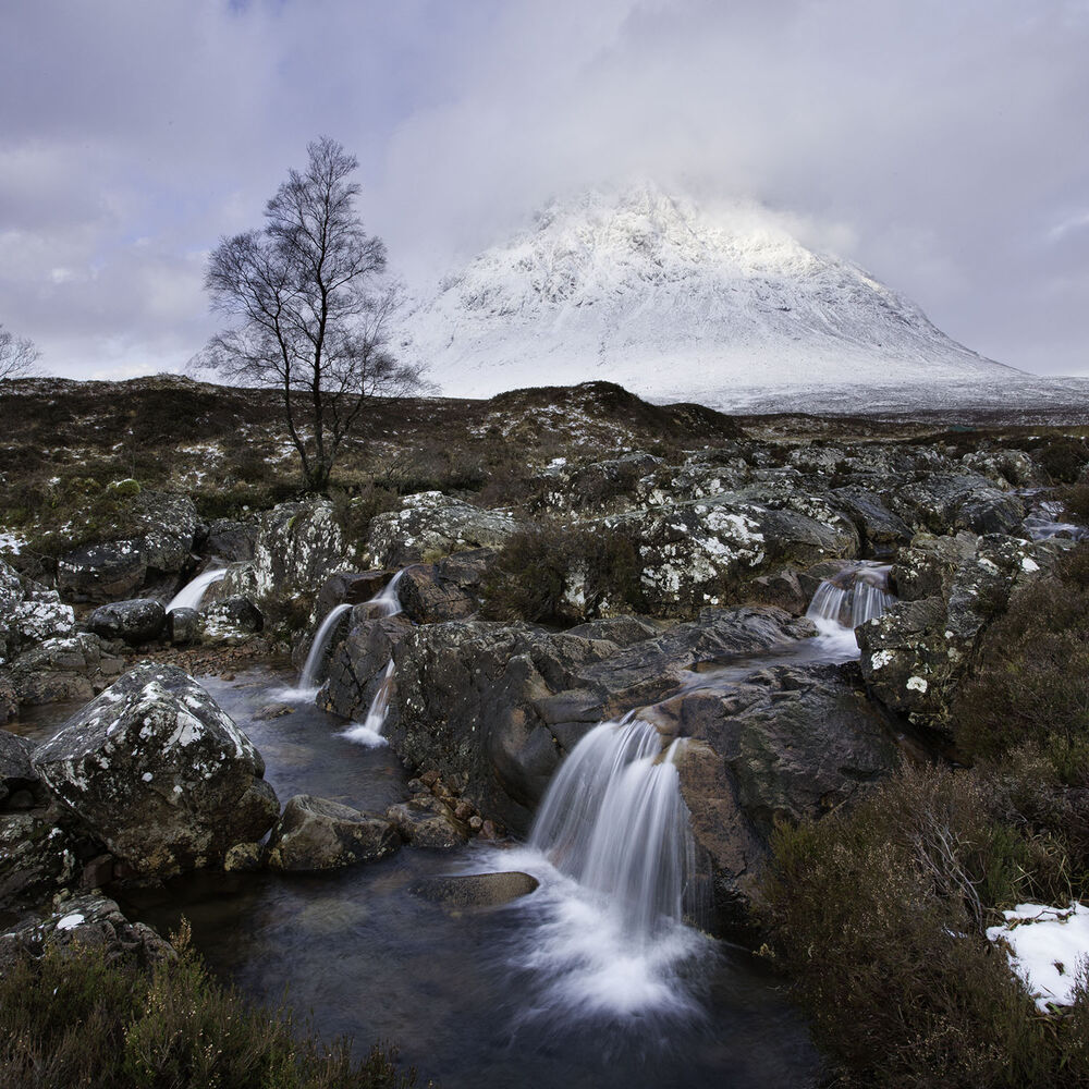 Stob derg, Scotland