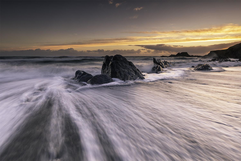 Long Strand Sunset