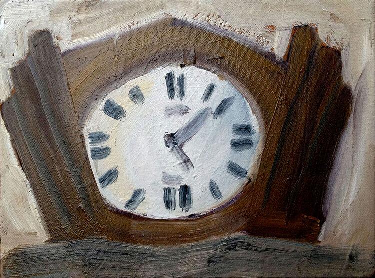 Nanny Day's Clock