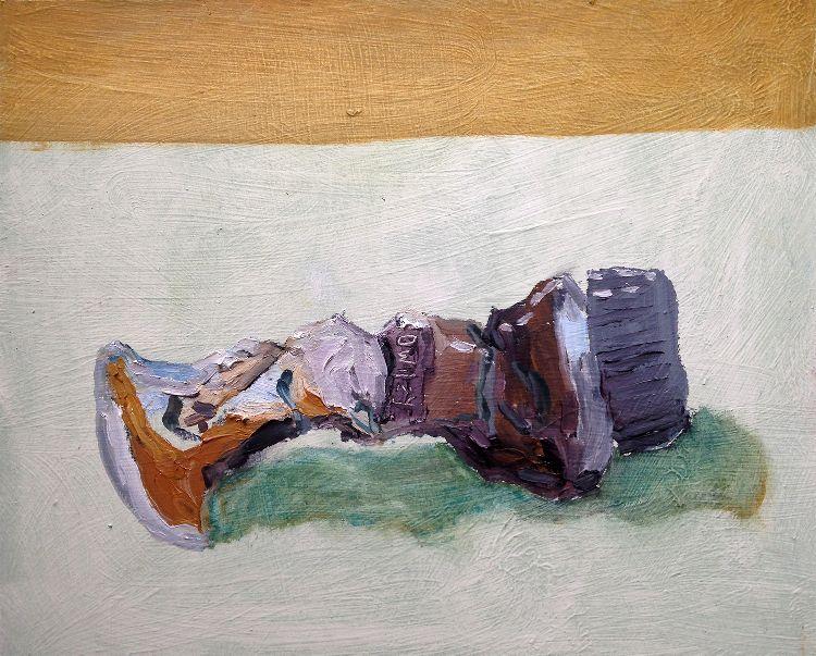 Paint (Burnt Umber)