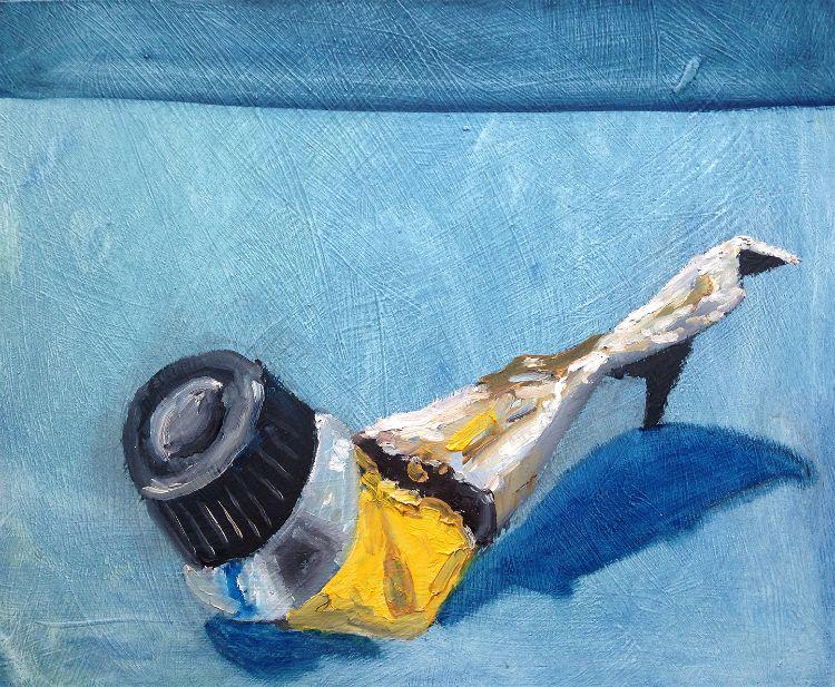 Paint (Chrome Yellow)