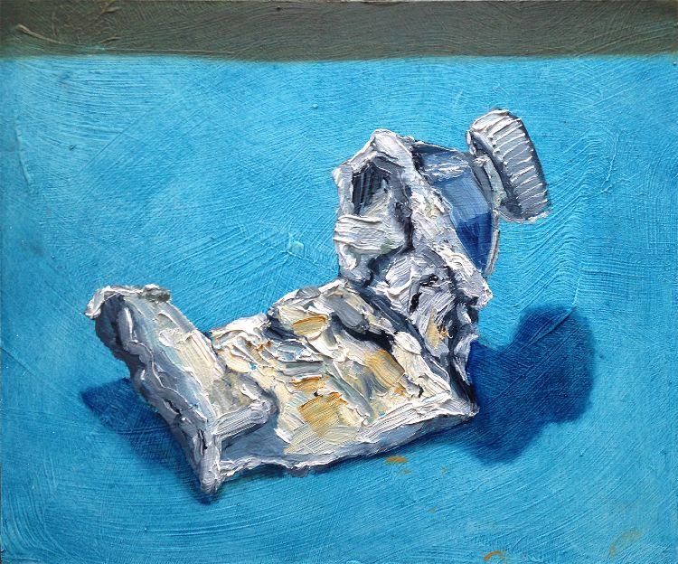 Paint (Titanium White)