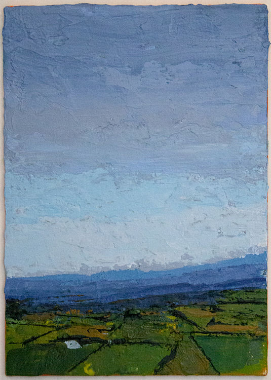 Remembered Walk II: Fulking Escarpment (SOLD)