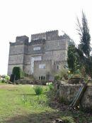 Beedings Castle, West Sussex.