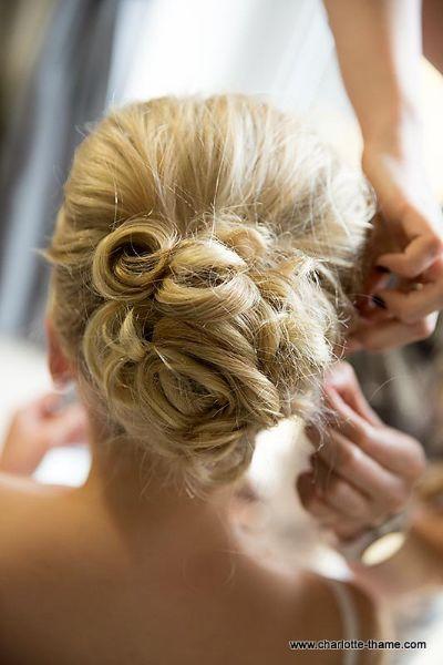 Hair by Charlotte Thame