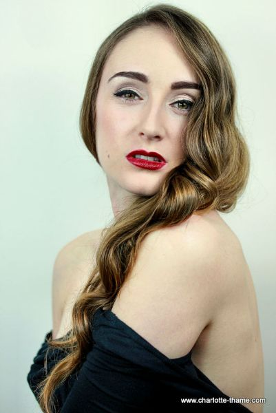 Makeup & Hair by Charlotte Thame