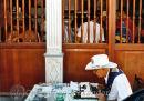 LETTER WRITER ON THE STREETS OF HAVANA