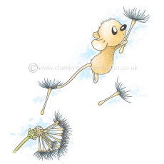 """""""Dandelion Wishes"""" from the """"Little Acorns"""" collection"""