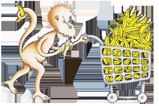 Monkey Shopping