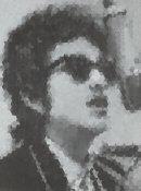 'Bob Dylan' fine art Giclée Print