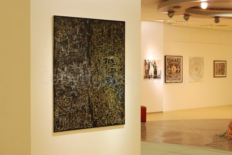 Divided City in Neo art prize 2015