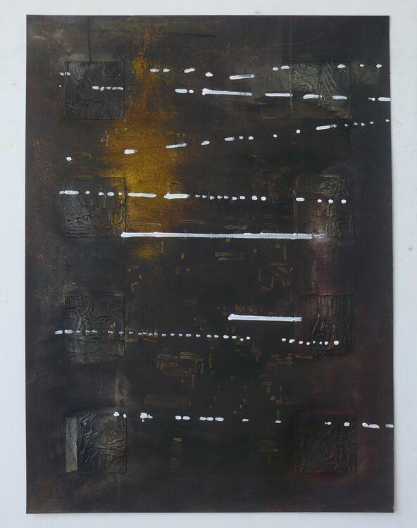 Hamburg Series 16 76x56cm Jane Walker 2019