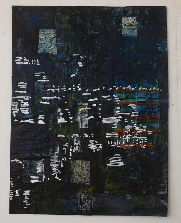 Hamburg Series 17 76x56cm