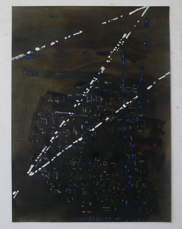 Hamburg Series 20 76x56cm Jane Walker 2019
