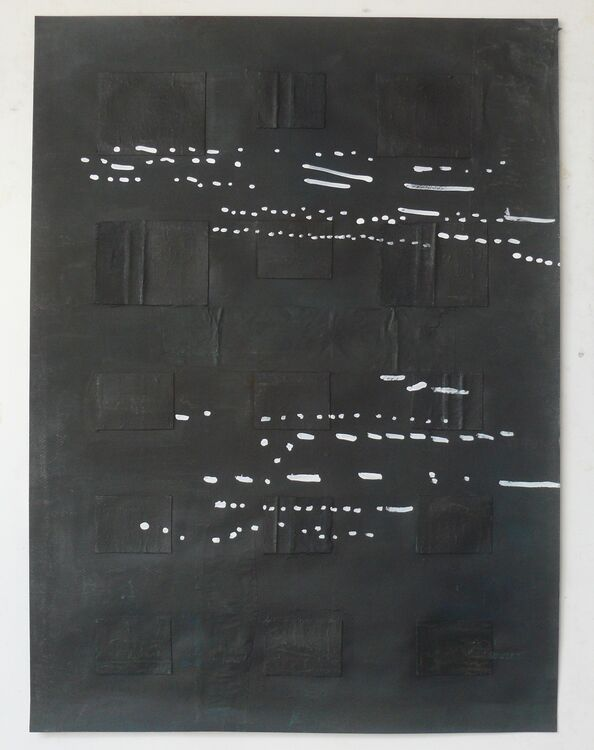 Hamburg Series 25 76x56cm Jane Walker 2019