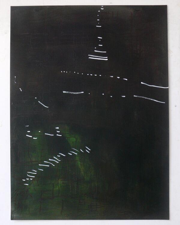 Hamburg Series 26 76x56cm Jane Walker 2019