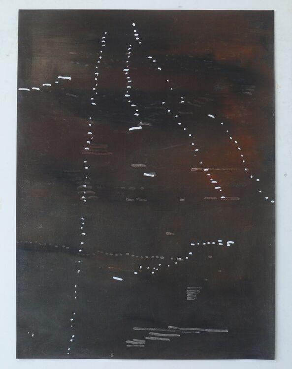 Hamburg Series 29 76x56cm Jane Walker 2019
