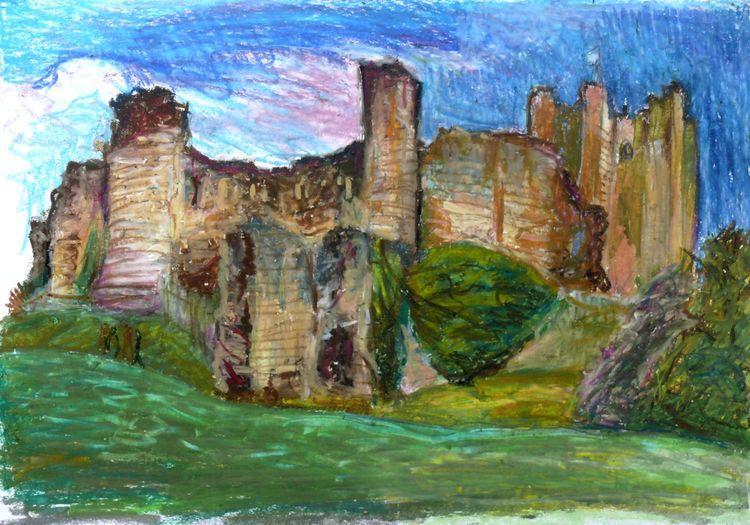 Conisbrough Castle 2019
