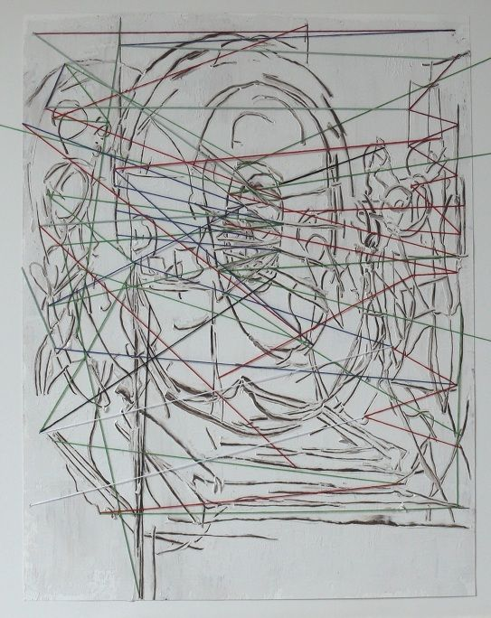 Drawing at the Hepworth Gallery 20-19
