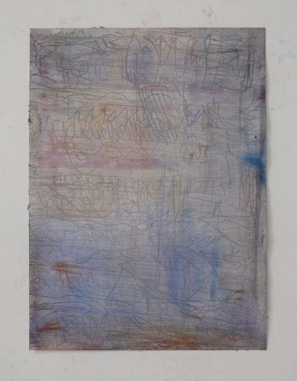 Untitled, watercolour 40x30cm