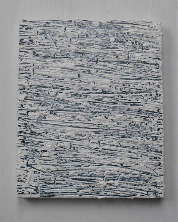 acrylic on wood 25x20cm 2021