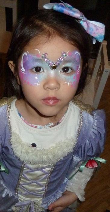 Princess mask 2