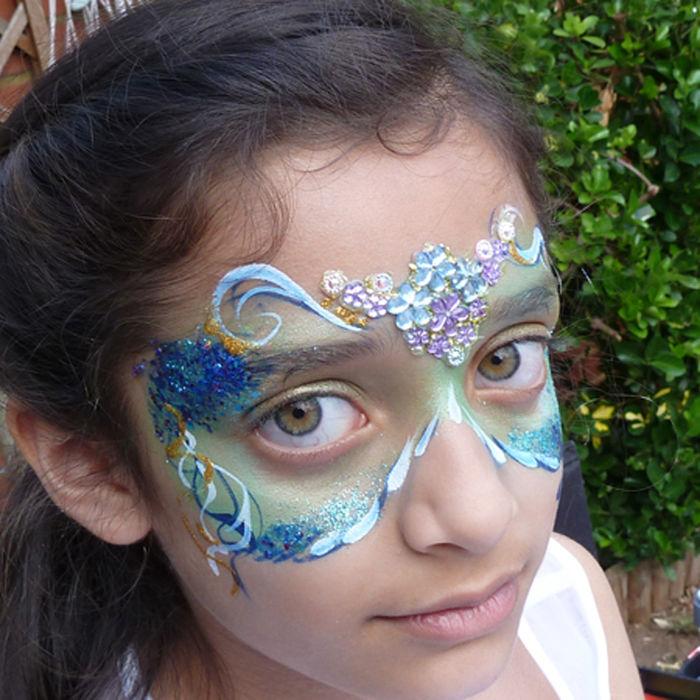 festival mask 2