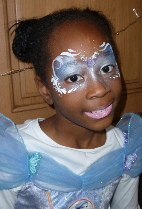 princess face mask