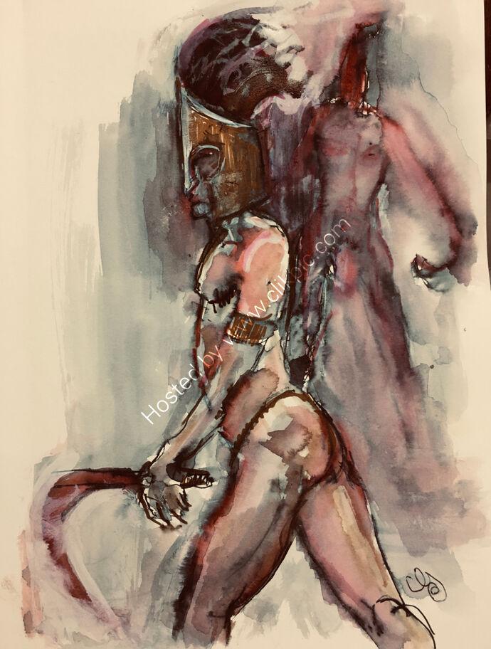 Spartan Warrior -Leonidas