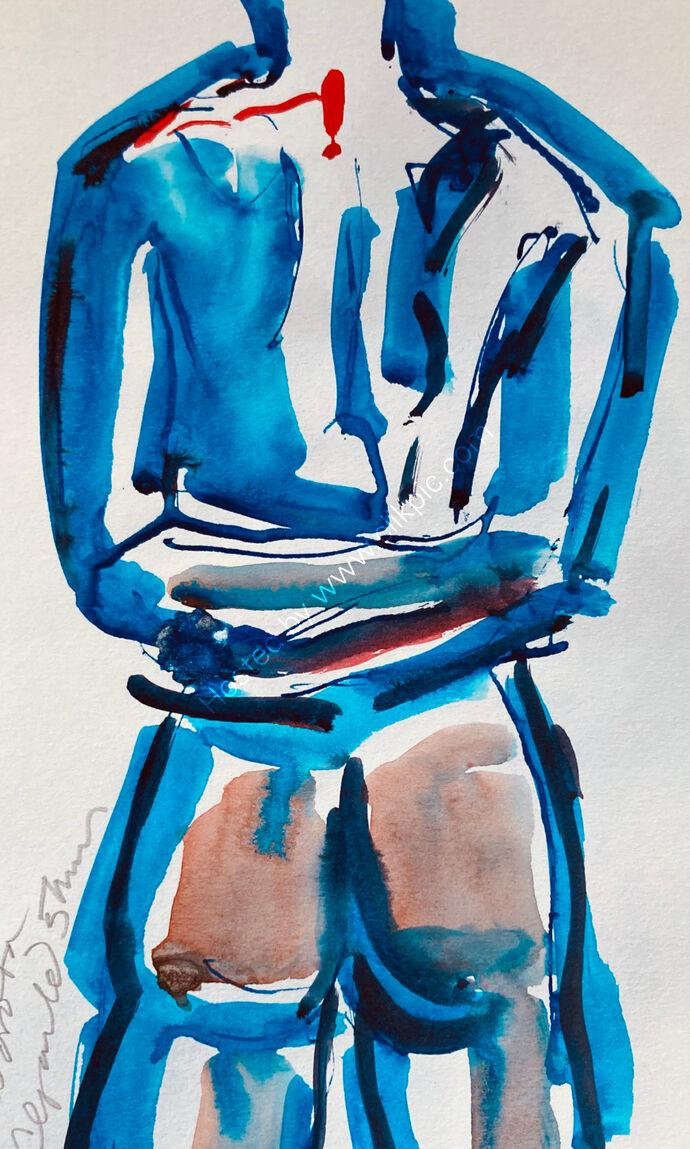 Torso Blue