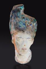C.GOULD.sandcast glass-Frida2- 43A2007-1 small