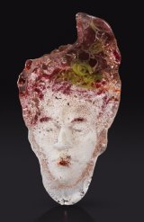 C.GOULD.sandcast glass-Frida3  43A2010-1 small