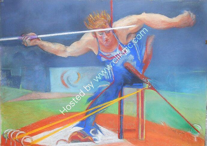 Paralympian -New Rules.