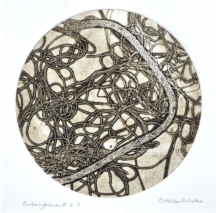 Estella Scholes Entanglement 2