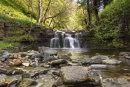 Cascade in Cumbria