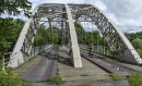 Wylam footbridge